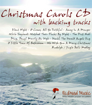 Christmas Carols CD by Sheila Wilson
