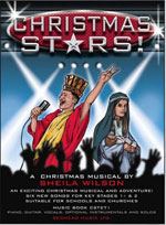 Christmas Stars! (the Xmas factor!) by Sheila Wilson
