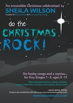 do the CHRISTMAS ROCK! by Sheila Wilson