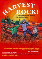 Harvest Rock! by Sheila Wilson
