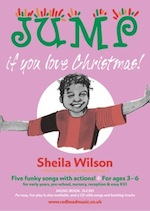 Jump if you love Christmas! by Sheila Wilson