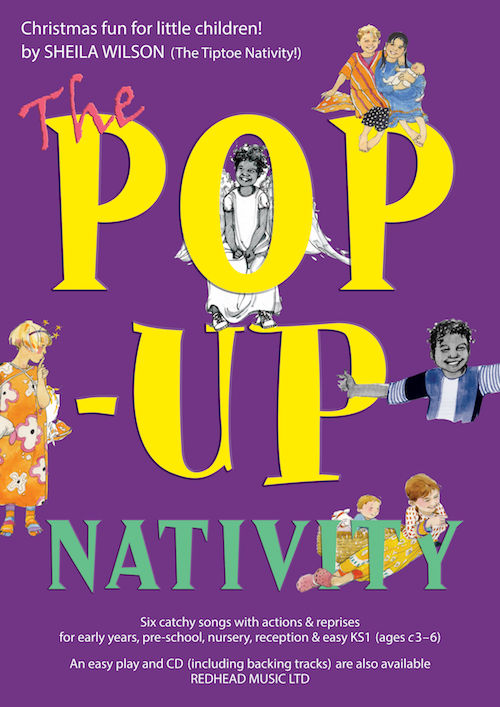 THE POP-UP NATIVITY!