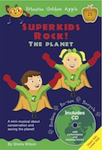 Superkids Rock! The Planet by Sheila Wilson