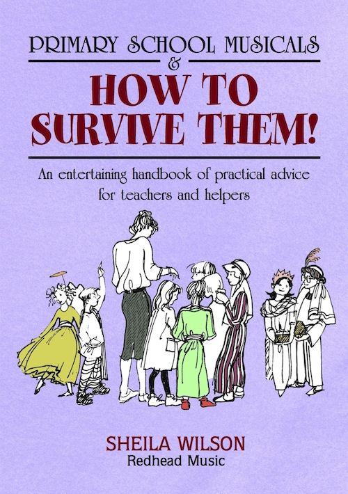 Primary School Musicals & how to survive them!