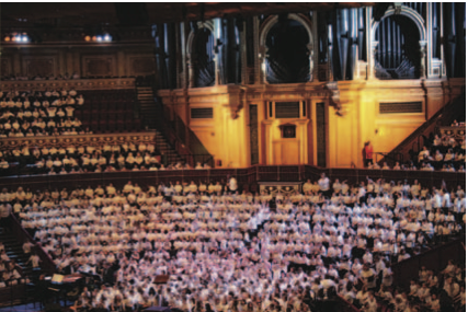Sheila Wilson's musical 'Scrooge' at the Royal Albert Hall, 2009